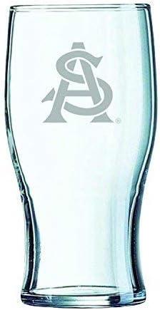 ASU Sun Devils-Irish Pub Glass