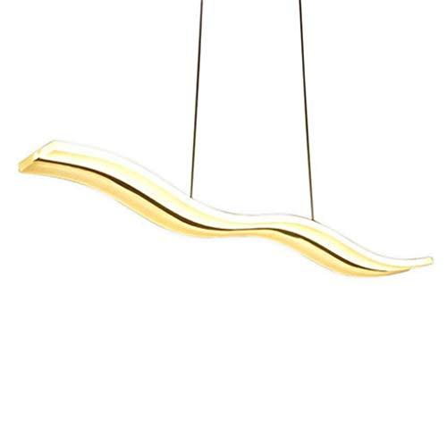 - ChuanHan Chandelier for Dining Room Ceiling Designer Pendant Lamp Light Polished Chrome Finish Flush Mount Hanging Light Fixture Led Light Lamp Fixture, White Light