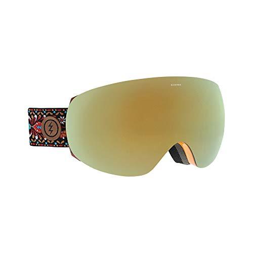 Snowboard Electric Goggles Eg2 (Electric EG3.5 Ski Goggles, Soul/Brose/Gold Chrome)