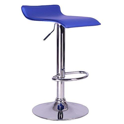 4 DEED Chair Stool - Lifting Bar Chair High Stool Bar Stool Bar Chair Coffee Shop Restaurant Mobile Store Business Counter Chair Modern Simple Adult Home Stool