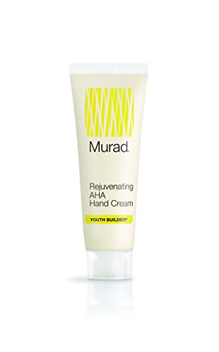 Murad Youth Builder Rejuvenating Aha Hand Cream Travel Size, 1 Ounce Murad Glycolic Acid