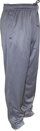 SPECIEN Adult Performance Joggers Sweatpants - Zippers Pockets & Zippers Legs Ends (Large, ()