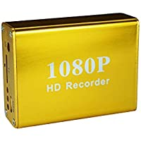 1 Channel 1080P Full HD Mini DVR for Home and Office Video Recording
