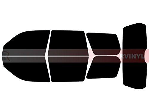 Rtint Window Tint Kit for Subaru Forester 2006-2008 - Complete Kit - 5% (Subaru Tint Forester Window)