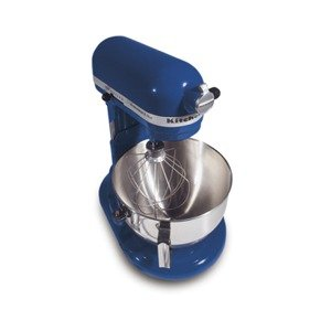 KitchenAid Professional 5 Plus Series Stand Mixers -  Blue Willow (Kitchenaid Stand Mixer Blue)
