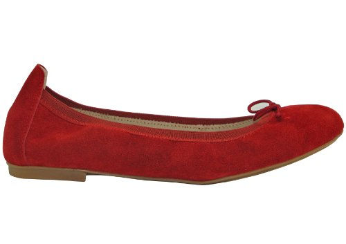 Wolpertinger Wolpina, Women's Closed Red - Red
