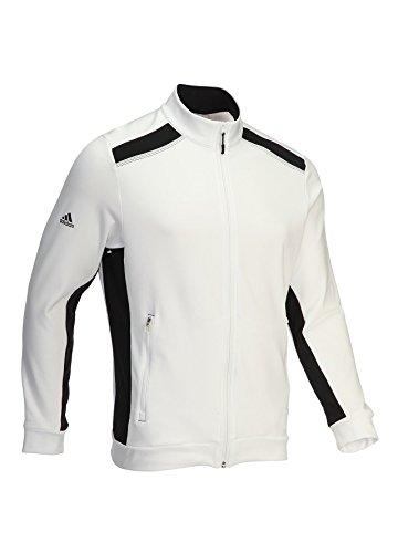 Adidas Golf ClimaWarm Fleece Lined Jacket White Extra Large