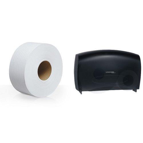 Kimberly-clark IN-SIGHT Cored JRT Combo Unit Bath Tissue ...