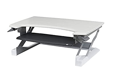 ErgotronHome Workspace Lift35 Sit or Stand Adjustable Desk