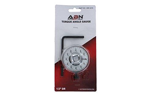 ABN Inch Drive Torque Angle Gauge Meter (Torque Angle Meter)
