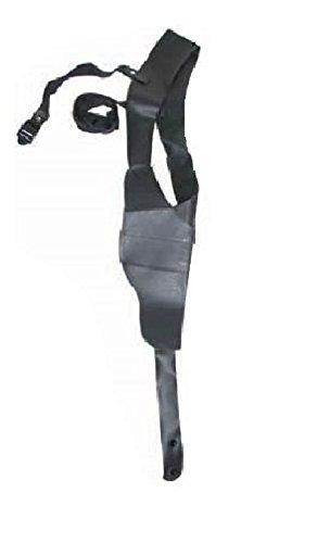 Police Policeman Gangster Swat Single Gun Shoulder Holster Costume Accessory ()