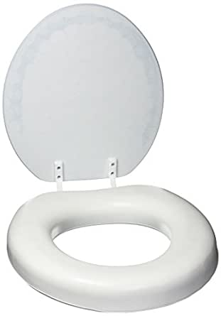 Amazon Com High Rise Soft Touch Toilet Seat Padded