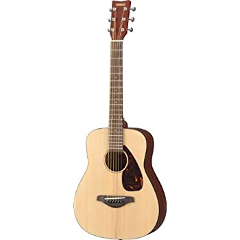 Yamaha JR2 3/4 Size Guitar with Gig Bag, Natural