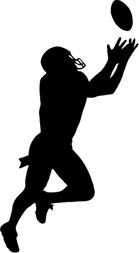 Image result for football silhouette
