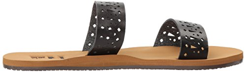 Billabong Billabong Womens Off Calypso Sandal Black Sandal Black Flat Womens Flat Flat Billabong Calypso Off Womens Calypso wvZCECqU