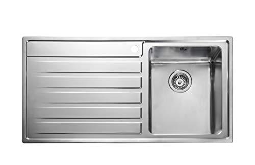 Rangemaster RK9851L/ Rockford Inset Sink, Stainless Steel