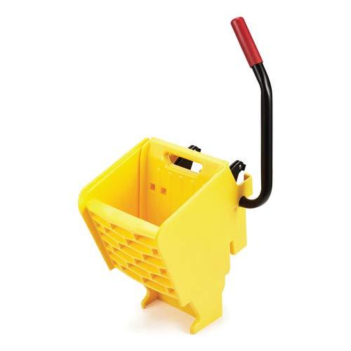 (Rubbermaid Side-Press Wringer for WaveBrake 2.0 Mop Buckets, Yellow)