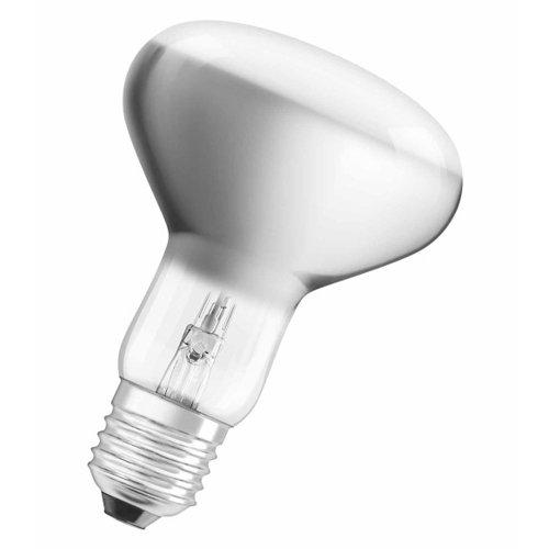LightED Ampoule halogène spot éco R9042W E27à économie d'énergie et réglable