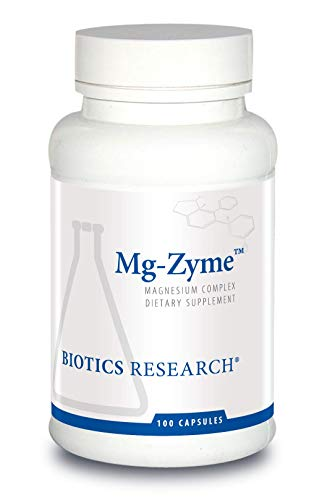 Biotics Research MgZyme Magnesium