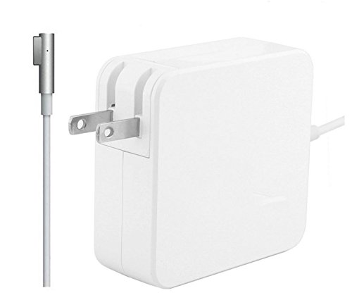 Macbook pro charger 85w Magsafe Power Adapter Replacement Charger for Macbook Pro-13/15/17 in-retina display-L-Tip.Compatible with all Macbooks 2012 and Before