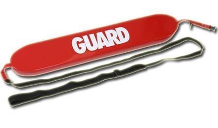 - RESCUE TUBE - 50 INCH - w/ GUARD letters & strap