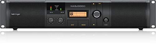 Behringer Power Amplifier NX6000D
