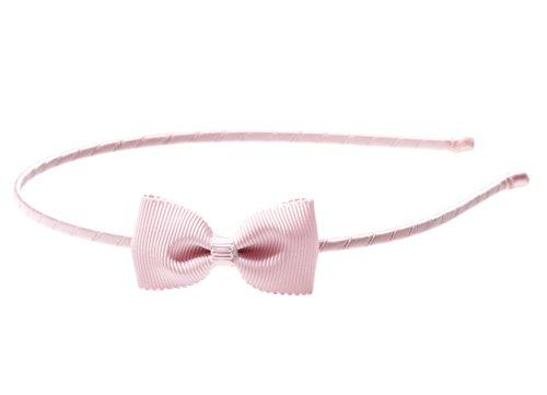 Satin Bow Headband (Anna Belen Girls