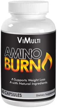 Best Amino Acid Amino Burn Anti-Aging Will Blast Away Stubborn Belly Fat, Increases Lean Muscle, Boost Love Life, Immune Function and Helps Support Healthy Hair, Skin and Nails.