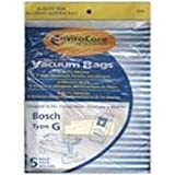 Type G Bosch Vacuum Cleaner Replacement Bag (5 Pack)
