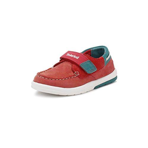 Timberland Enfants Light Cardinal Toddletracks Boat Chaussures
