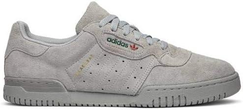 "Centímetro agenda Asociación  Amazon.com   adidas Yeezy Powerphase ""Grey Suede"" FV6125 Mens Size   Shoes"