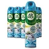** Handheld Air Fresheners, Fresh Waters, 8oz Aerosol, 12/Carton
