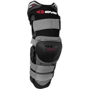 EVS SX02 Knee Brace , Size: XL, Distinct Name: Black, Primary Color: Black, Gender: Mens/Unisex SX02XL