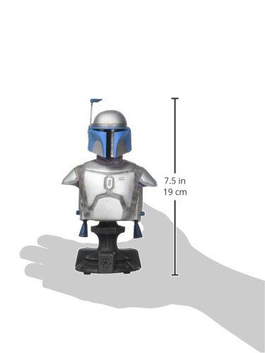 Star Wars Jango Fett Classic Mini Bust Gentle Giant LTD 80735 Accessory Consumer Accessories