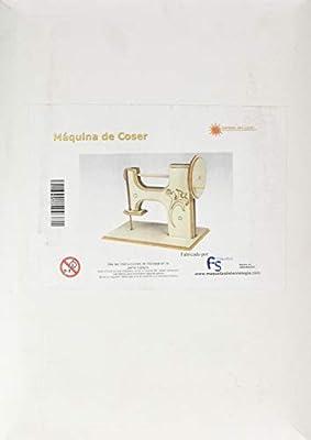 FS Maquetas- Maqueta máquina de Coser (1040): Amazon.es: Juguetes ...