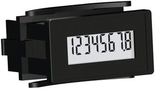 - REDINGTON COUNTERS 6301-2000-0000 COUNTER, 8-DIGIT LCD, 20VAC TO 300VAC