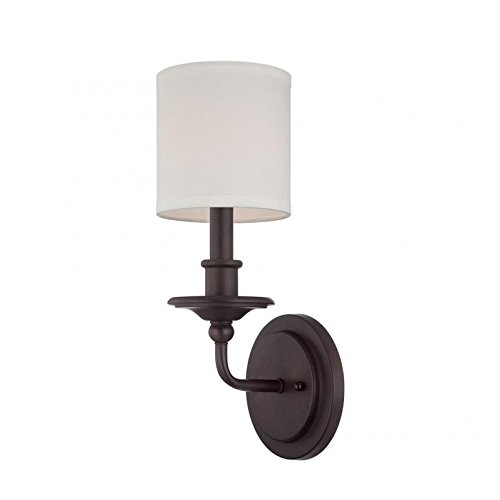 (Pemberly Row 1 Light Sconce in English)