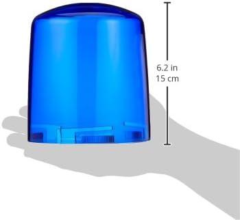 Hella 9el 862 140 001 Lichtscheibe Rundumkennleuchte Lichtscheibenfarbe Blau Auto