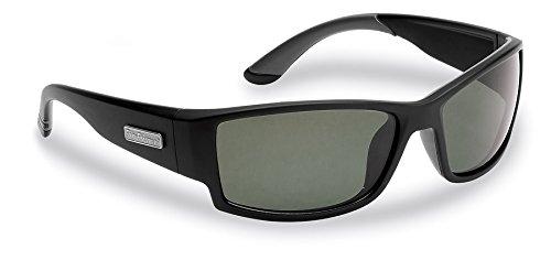 - Flying Fisherman Razor Polarized Sunglasses with AcuTint UV Blocker for Fishing and Outdoor Sports