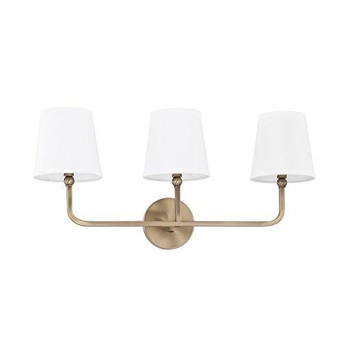 Capital Lighting 119331AD-674 Three Light Vanity