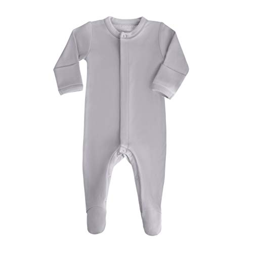 bonamy Baby Unisex Organic Cotton Gloved Sleeve Footie