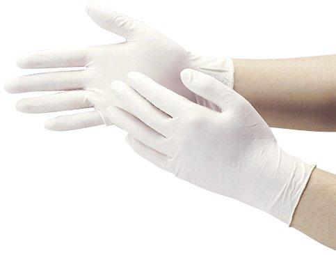 粉なし天然ゴム極うす手袋 7557(M)100 (24-6846-02)【ダンロップホームプロダクツ】[20箱単位] B07BD2J7GF