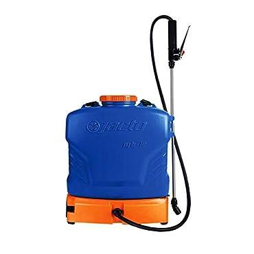 Jacto PJB-16C Battery-Powered 4-Gallon Backpack Sprayer