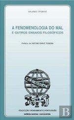 A Fenomenologia do Mal e Outros Ensaios Filosóficos (Portuguese - Mal Orlando