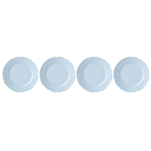 Lenox Butterfly Meadow Solid Blue Salad Plates (Set of 4)