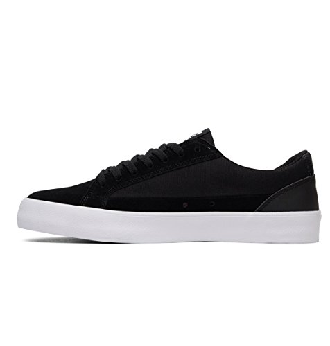 DC Shoes Lynnfield S - Skate Shoes - Skate Schuhe - Männer - EU 46 - Schwarz