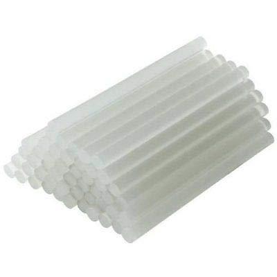 Good Choice Hot Melt Glue Gun Stick 0.42 x 8'' Full Size Clear White Lot 11mm x200mm 200 Pcs by GlueGunStickss (Image #1)