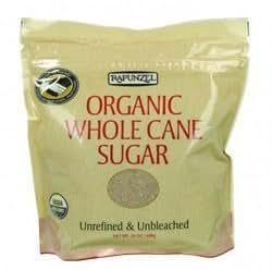 Rapunzle Organic Rapadura Whole Cane Sugar (3x24 OZ) by Rapunzle