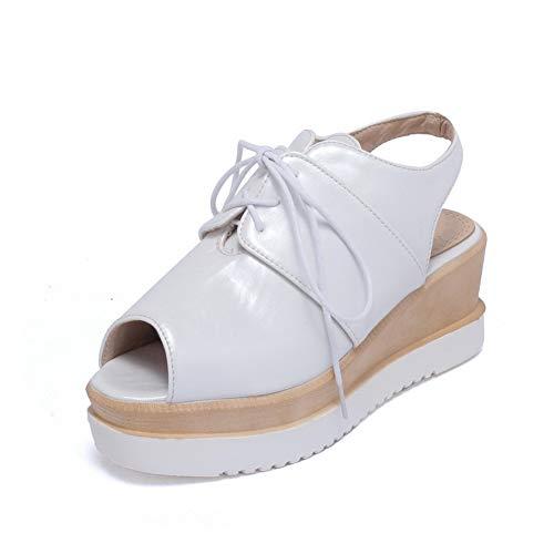 Ballerine AN 35 White Donna DIU01264 Bianco B1xqwqfPaz
