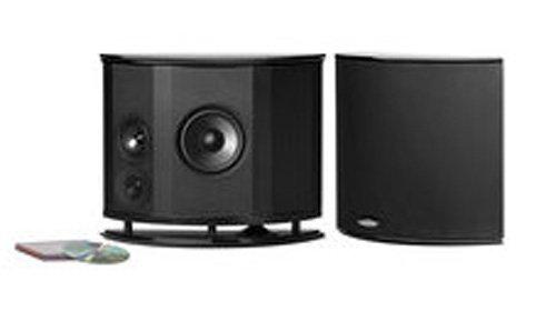 Polk Audio LSiM702 F/X High Performance Surround Speaker, 1